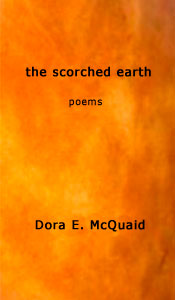 the scorched earth by Dora McQuaid