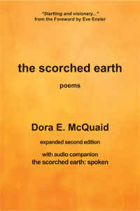the scorched earth spoken by Dora E. McQuaid
