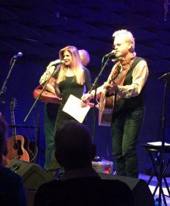 Dora McQuaid and Bob Livingston